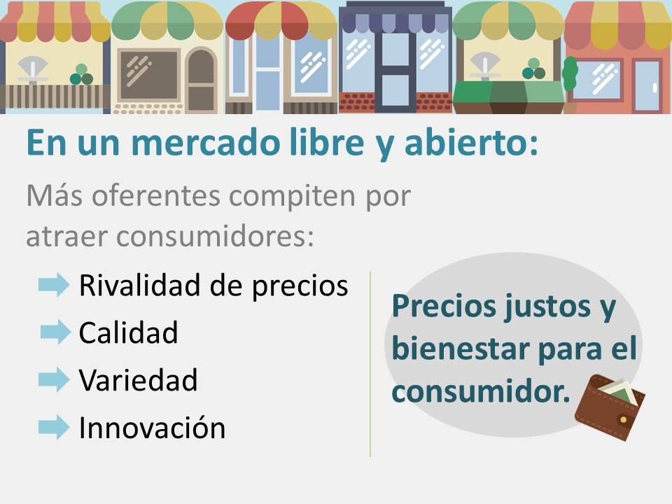 Mercado libre y abierto